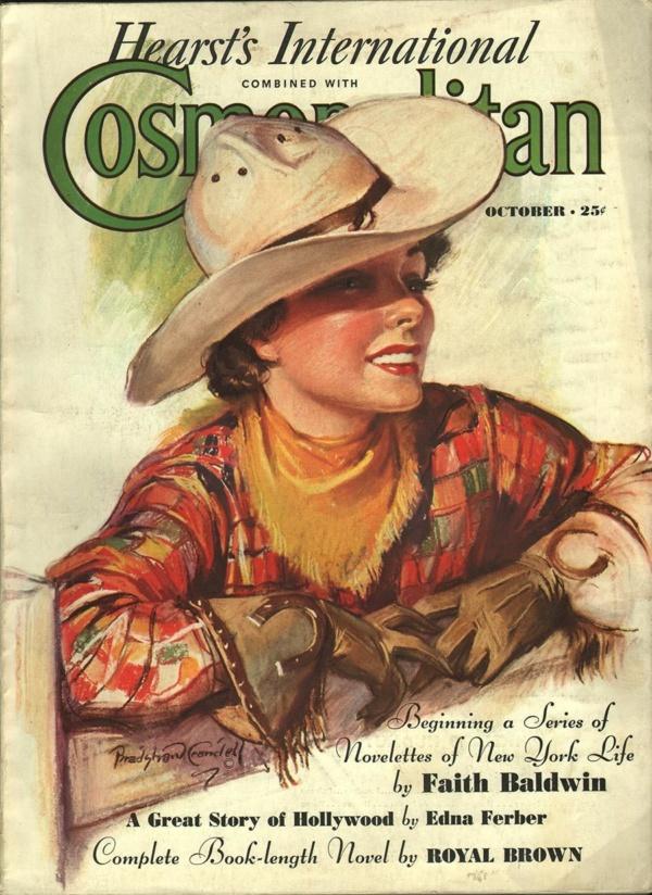 Cosmopolitan October 1936