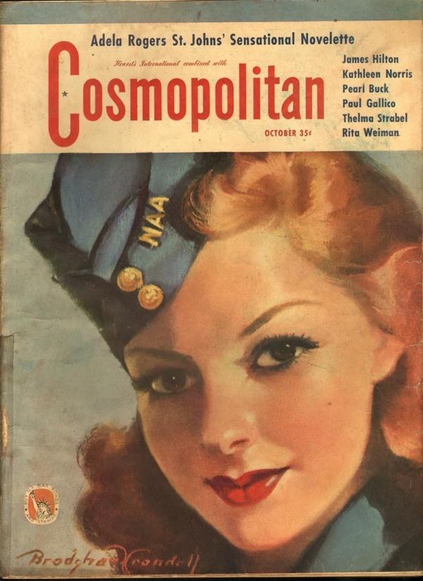 Cosmopolitan October 1942