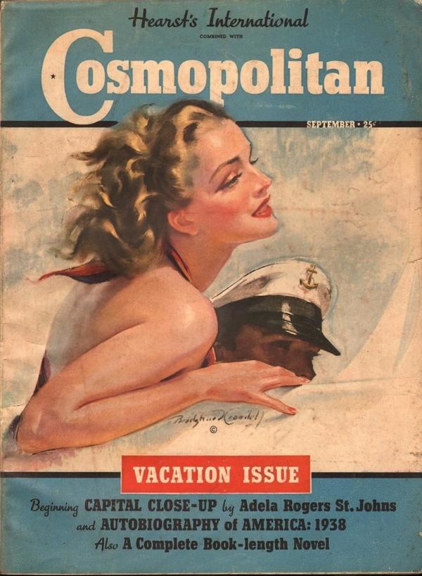 Cosmopolitan September 1938