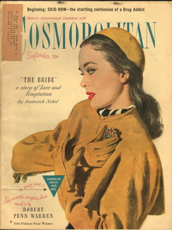 Cosmopolitan September 1947