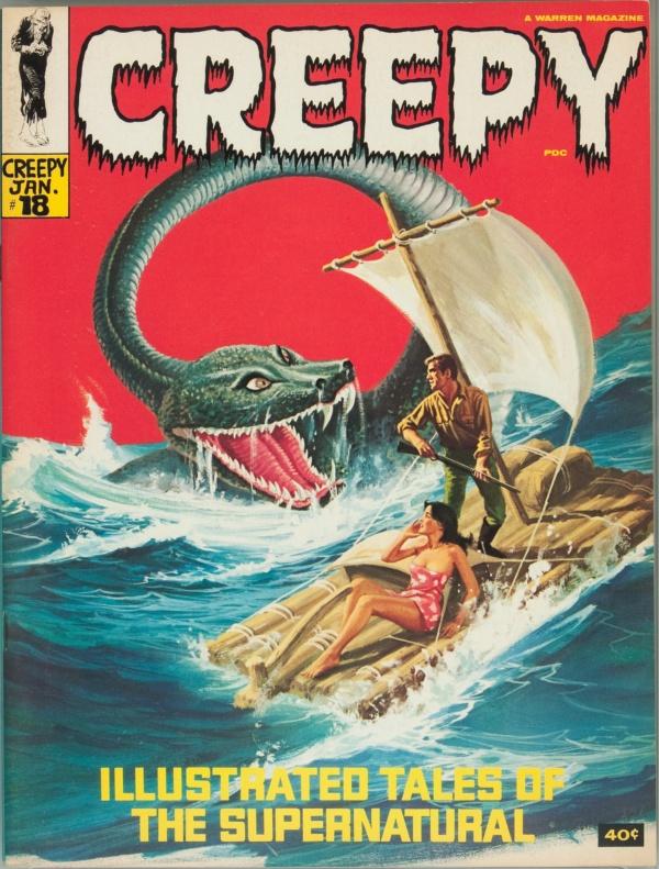 Creepy #18 1968