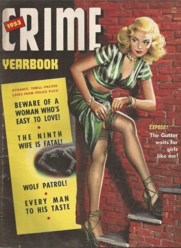 Crime Yearbook 1953