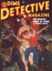 Dime Detective Magazine June 1952 thumbnail