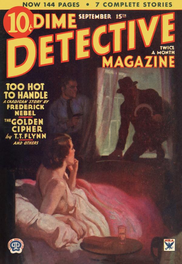 Dime Detective September 15, 1934