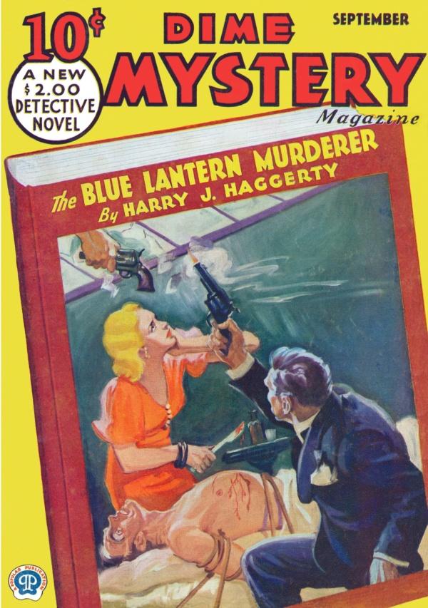 Dime Mystery September 1933