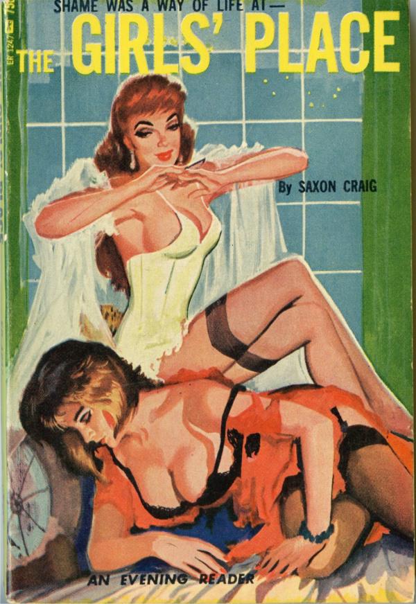 Evening Reader 1247 1966