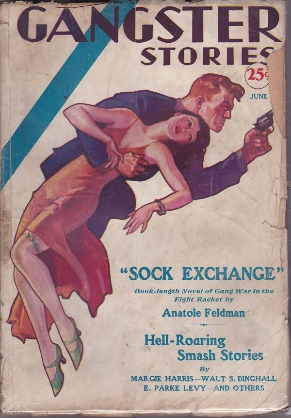 Gangster Stories June 1932