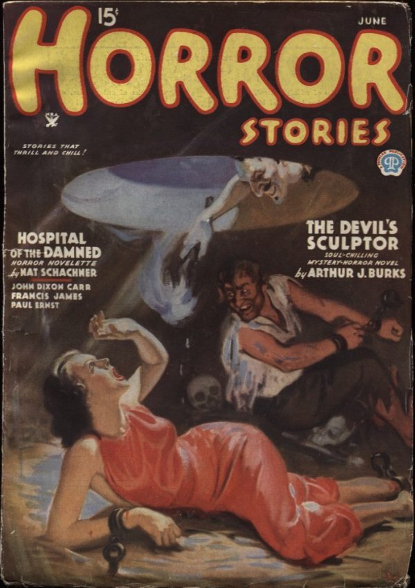 Horror Stories 1935 June