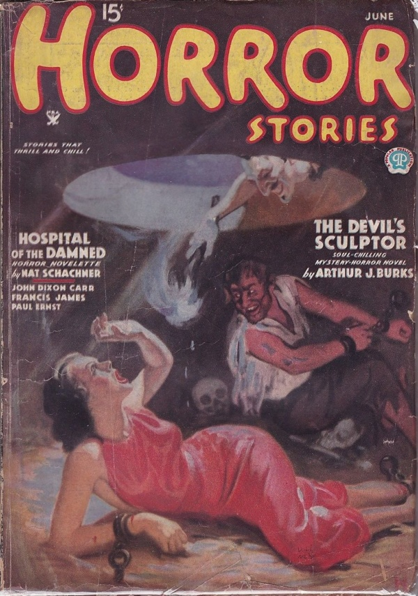 Horror Stories June 1935