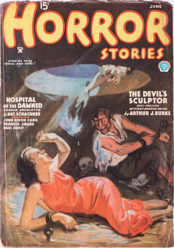 Horror Stories - June & July 1935
