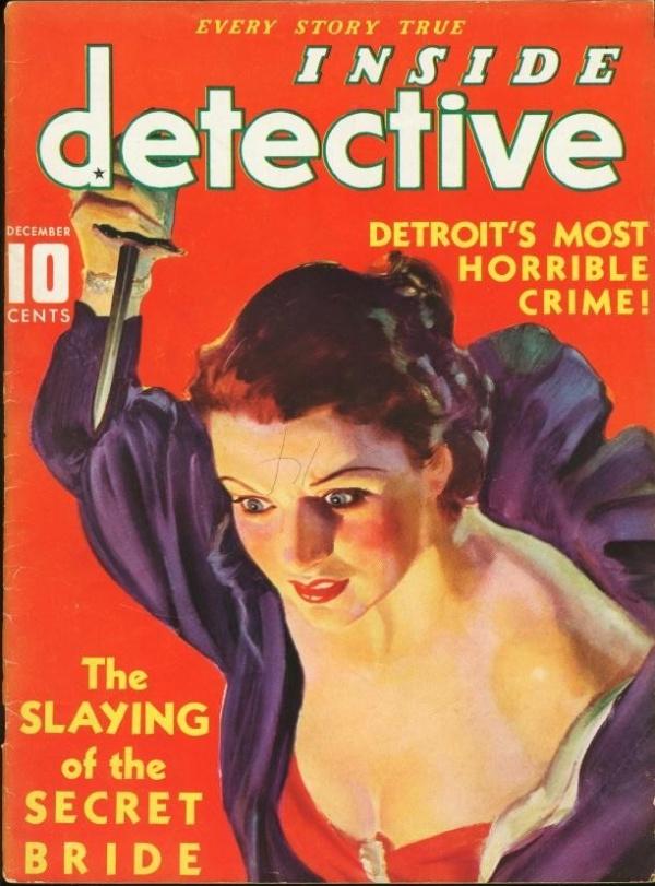 Inside Detective December 1935