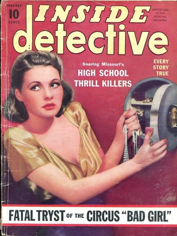 Inside Detective January 1941