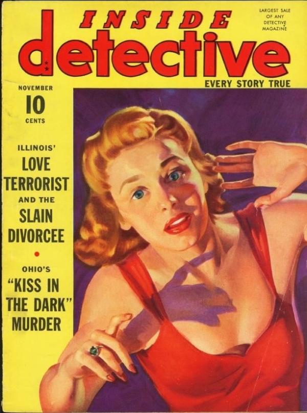 Inside Detective November 1940