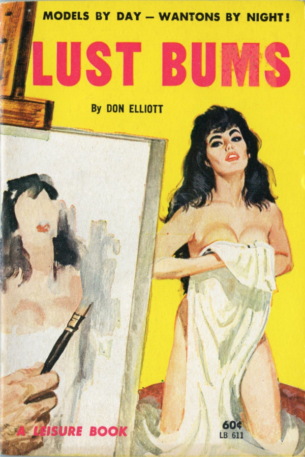 Leisure Books 611 1963