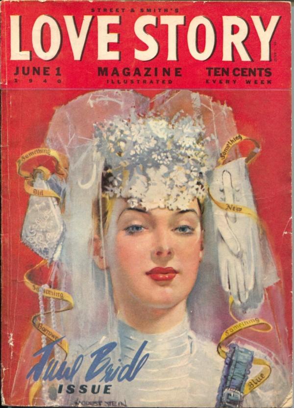 Love Sotry June 1 1940