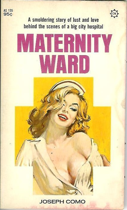 MATERNITY WARD by Joseph Como, All Star Book #AS 135, 1967