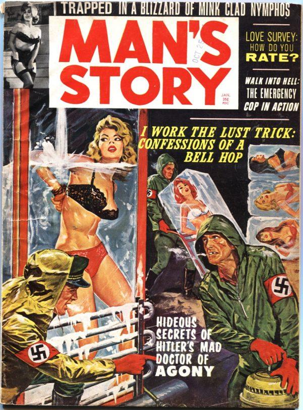 Man's Story January 1963