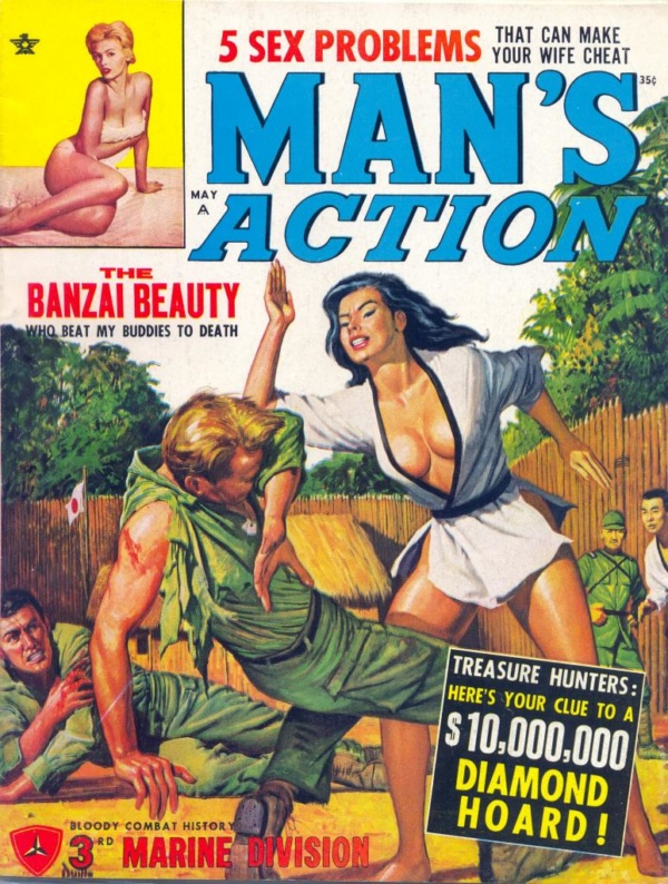 Man's Action May 1964