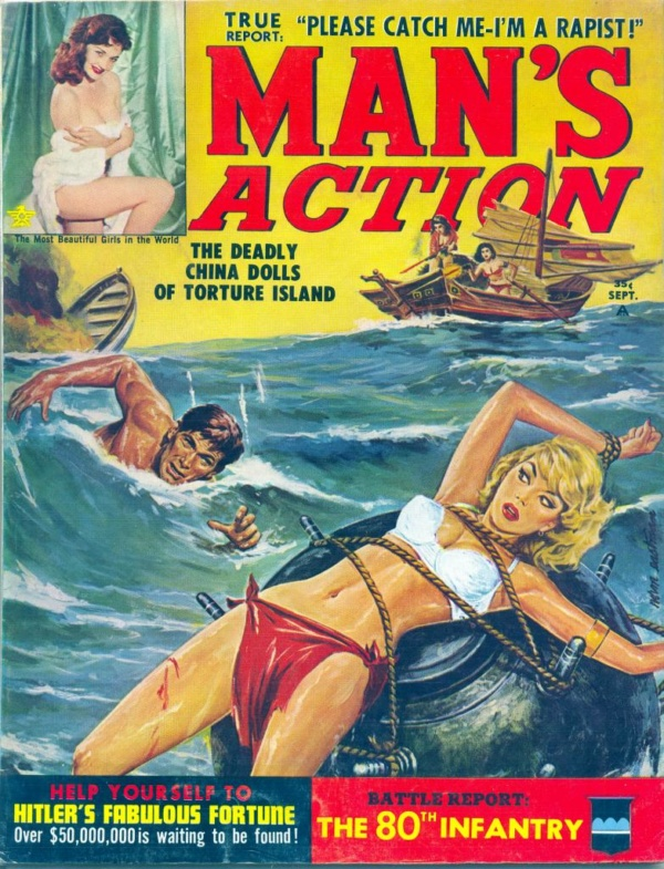 Man's Action September 1962