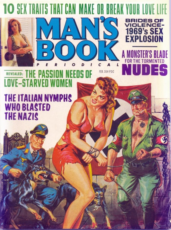 Man's Book February 1969