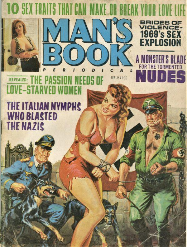 Man's Book Magazine January 1969