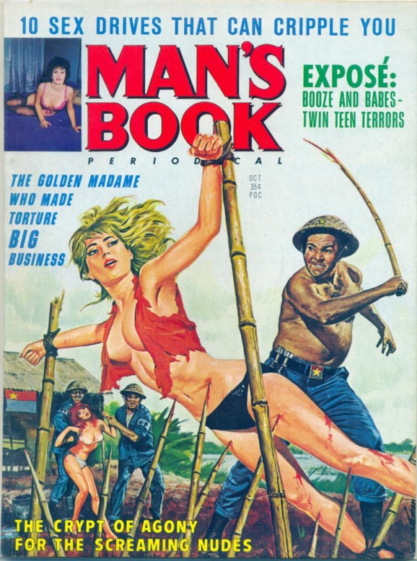 Man's Book October 1965