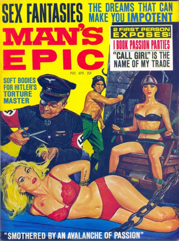 Man's Epic April 1965