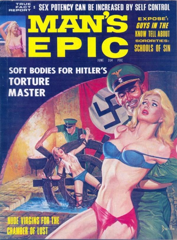Man's Epic June 1965