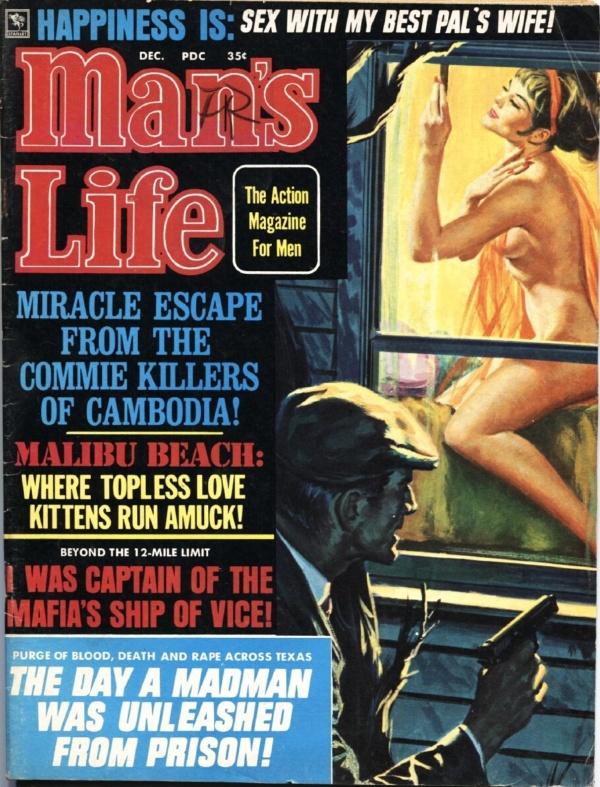 Man's Life December 1969