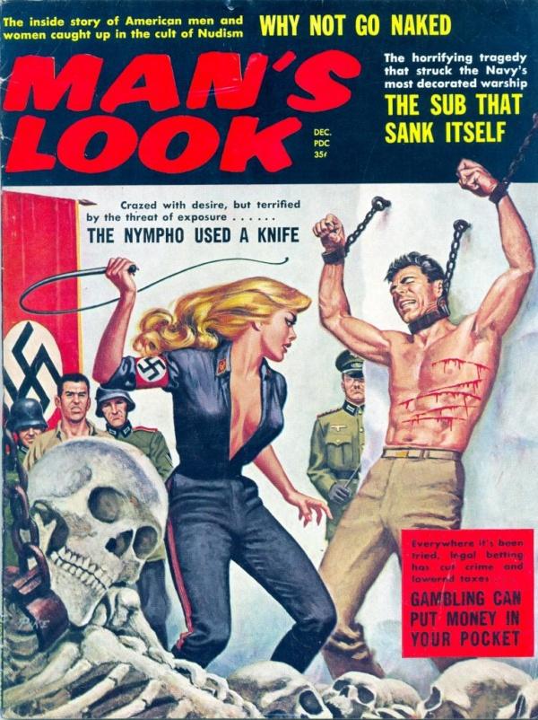 Man's Look December 1961