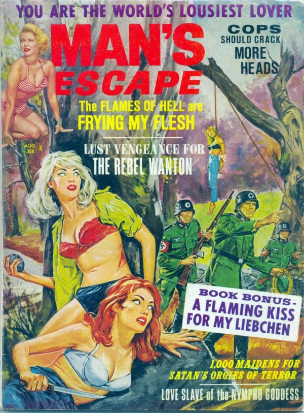 Man's Scape August 1963