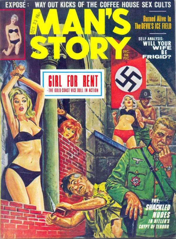 Man's Story December 1963