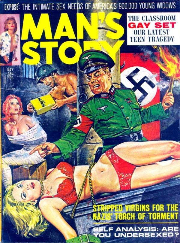Man's Story May 1965