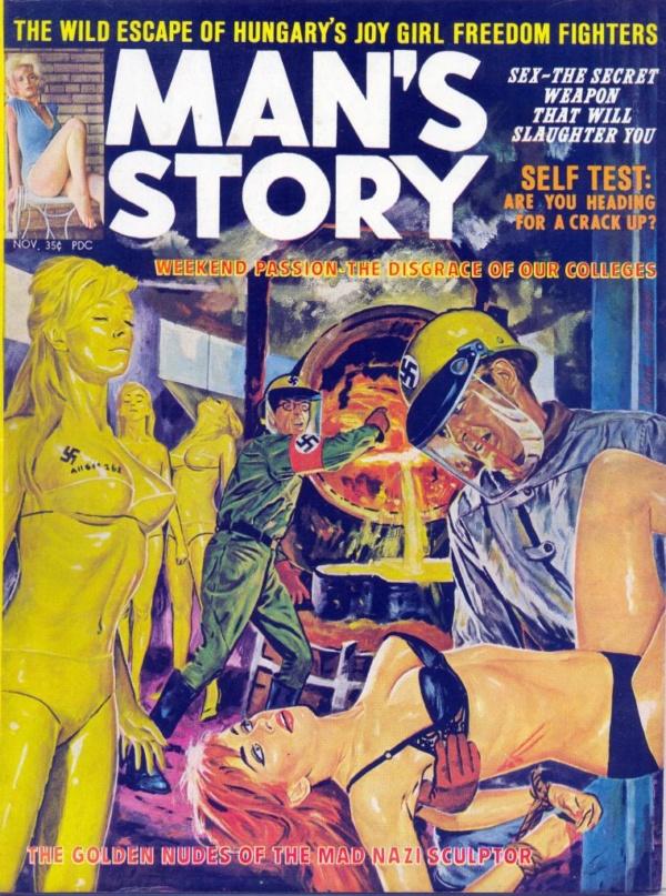 Man's Story November 1963