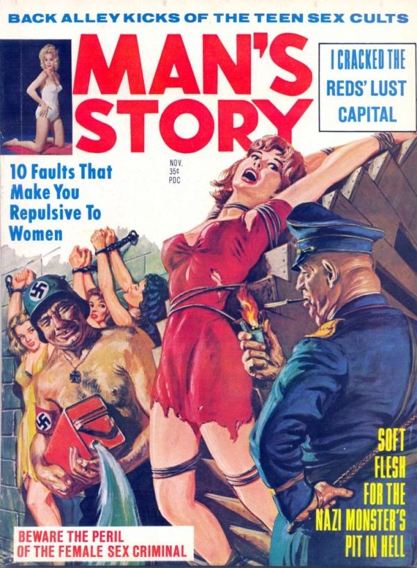 Man's Story November 1965