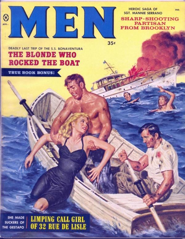 Men April 1959