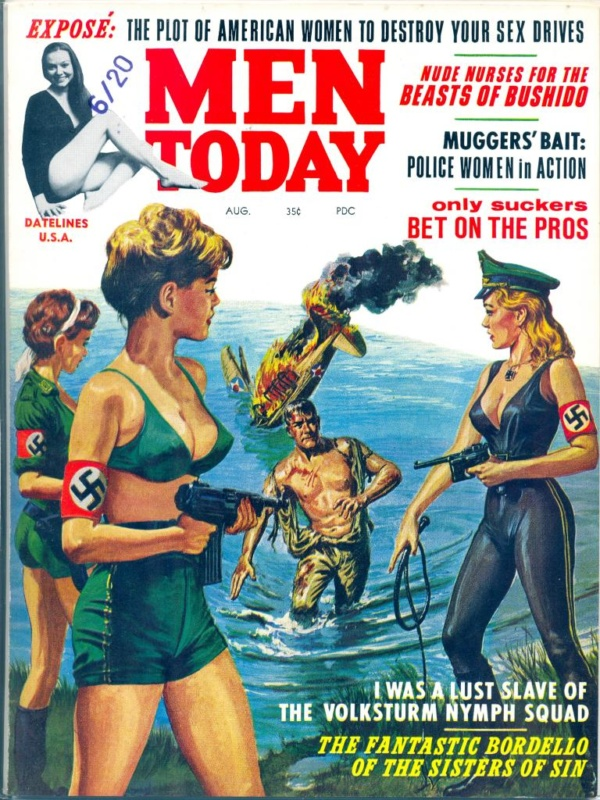 Men Today August 1963