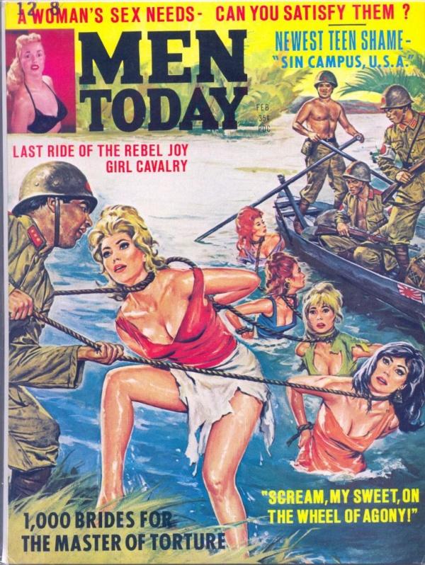 Men Today February 1966