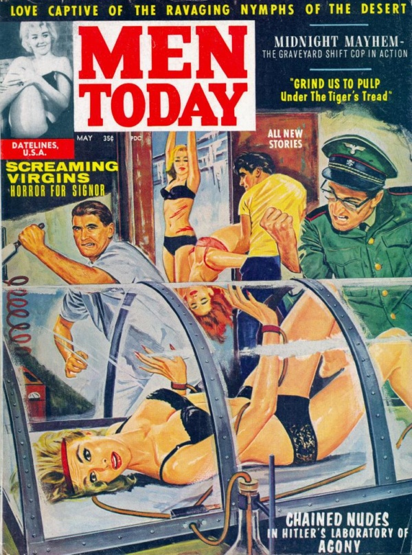 Men Today May 1963