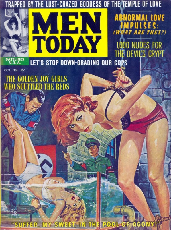 Men Today October 1962