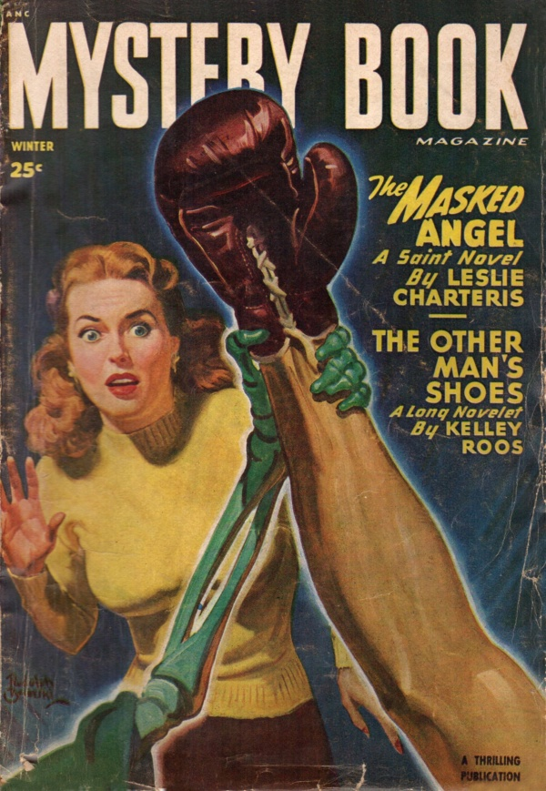 Mystery Book Magazine Winter 1948