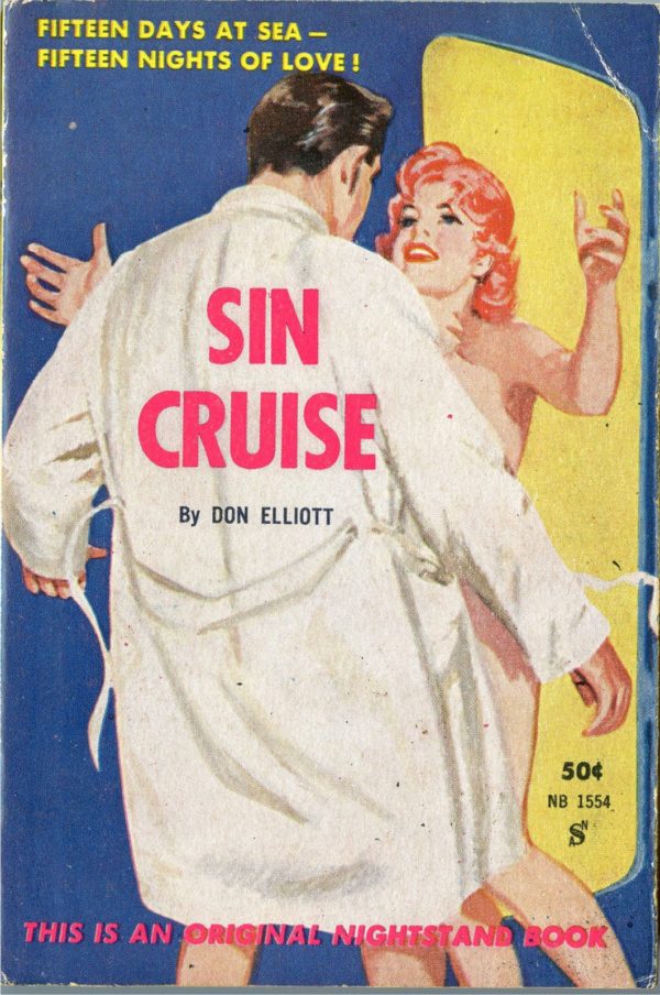 Nightstand Books 1554 1961