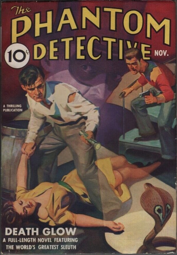 Phantom Detective 1938 November