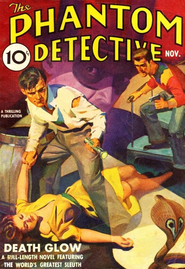 Phantom Detective November 1938
