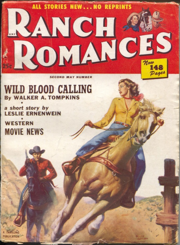 Ranch Romances May 23 1952