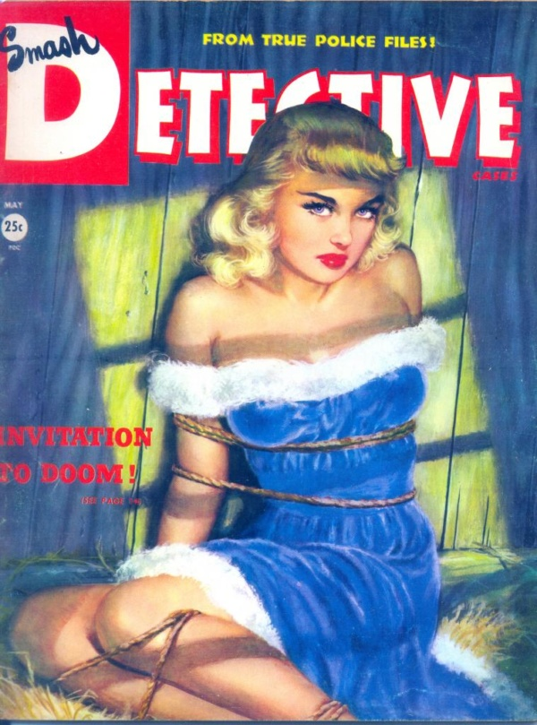 Smash Detective May-June 1950
