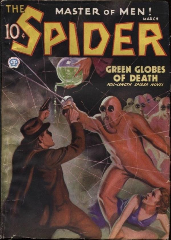Spider 1936 March