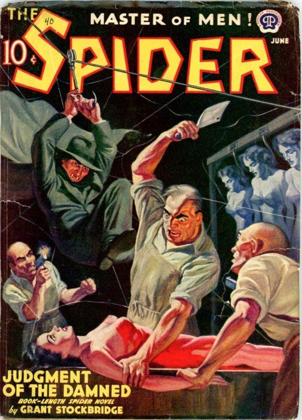 Spider - June 1940