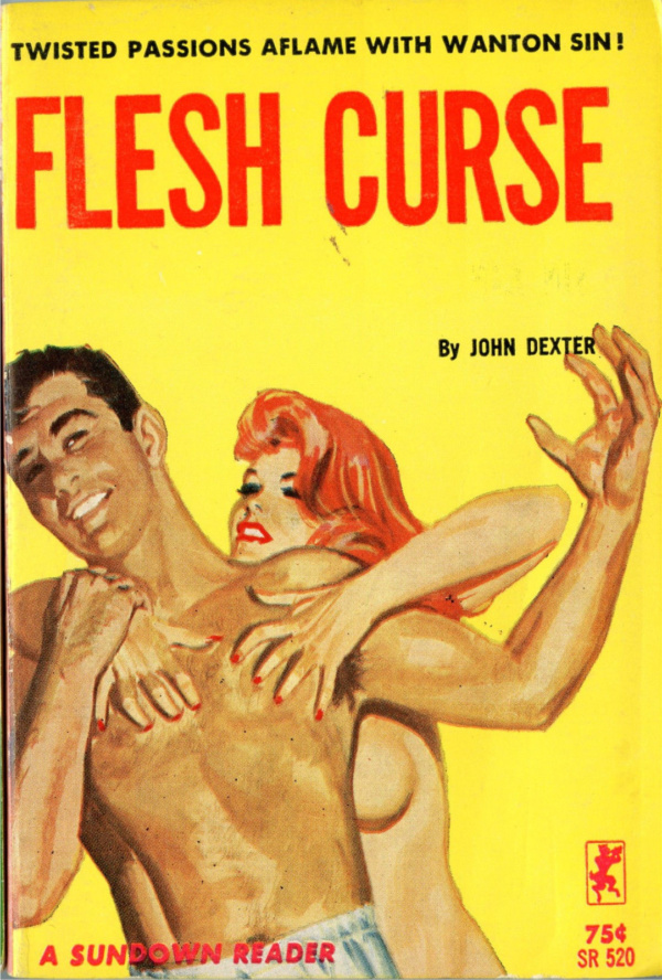 Sundown Reader SR520 - Flesh Curse (1964)