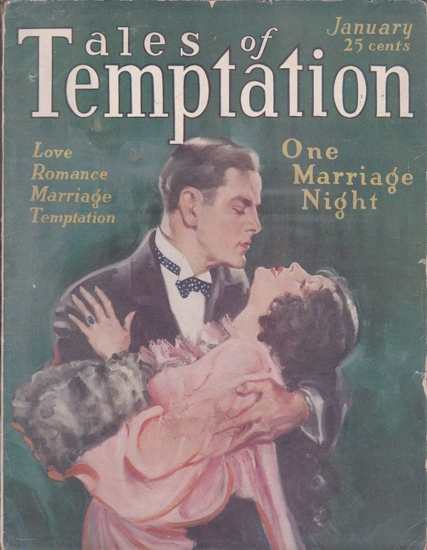 Tales of Temptation January 1927